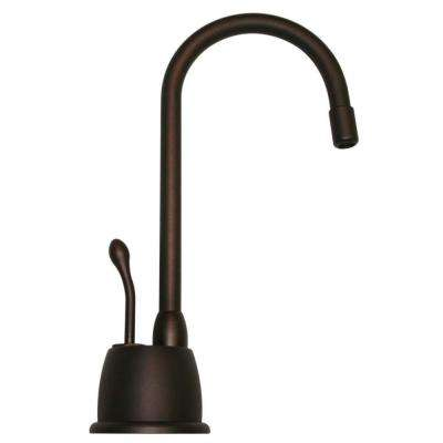 Forever Hot Single-Handle Instant Hot Water Dispenser in Mahogany Bronze