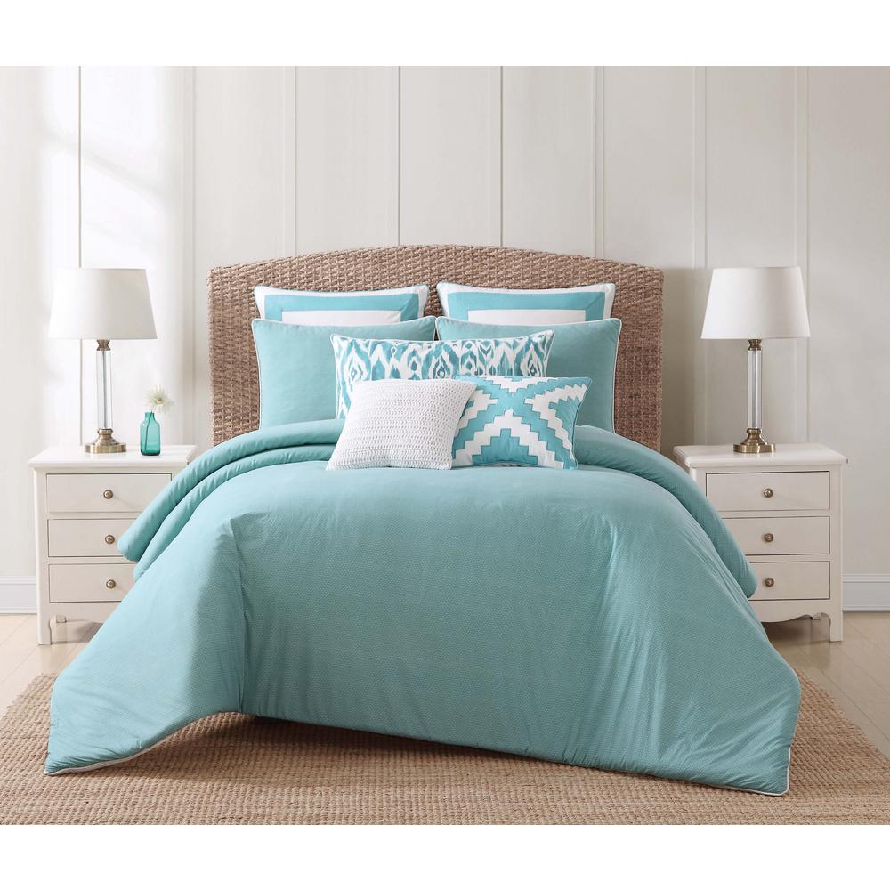 Beach House Brights Multi Full and Queen Duvet Set