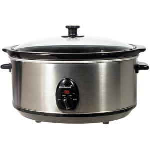 Click here to buy Brentwood 6.5 Qt. Slow Cooker by Brentwood.