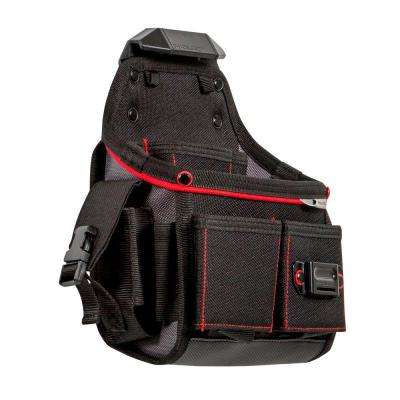 4-Pocket Small Electrician's Tool Pouch