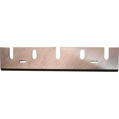 6-3/4 in. High Speed Steel Planer Blade Set