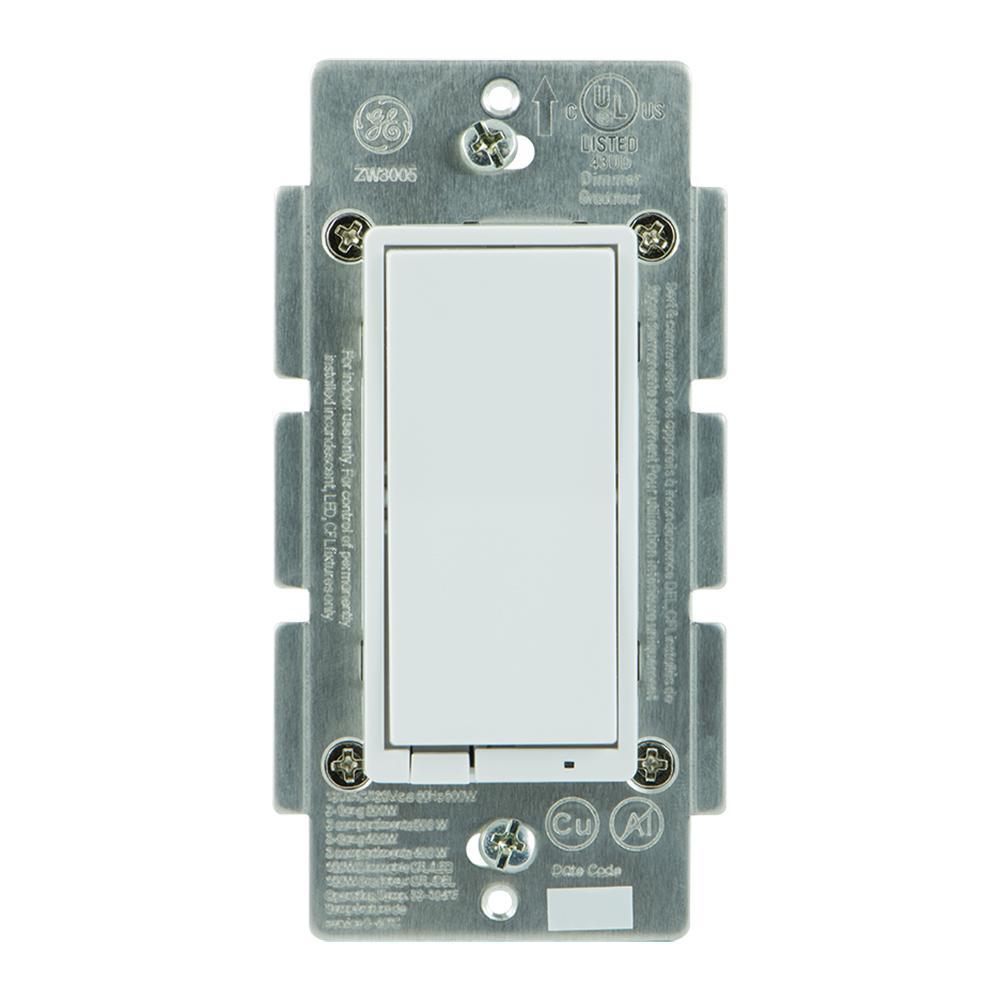 Z-Wave Plus In-Wall Smart Dimmer