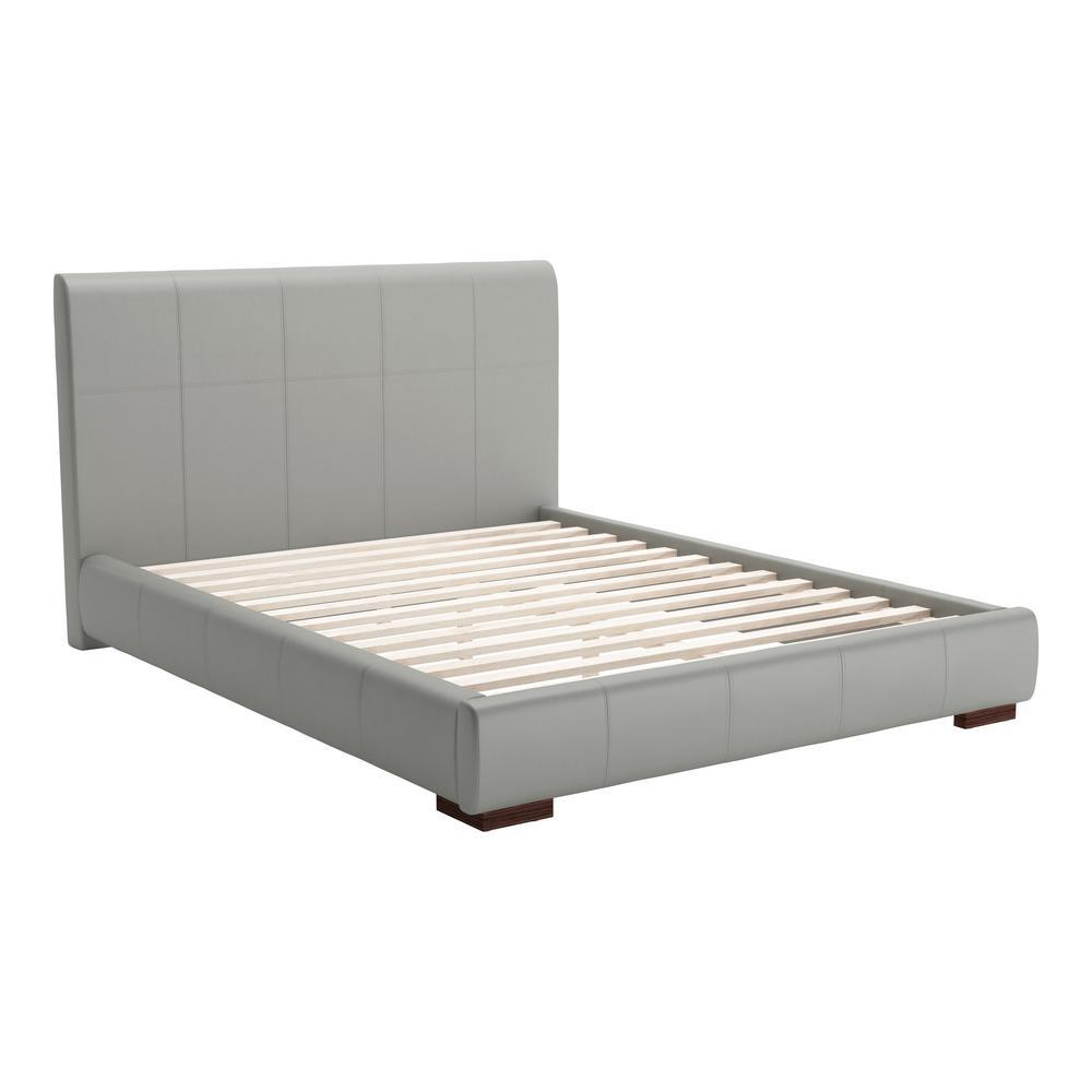 Amelie Gray Queen Bed