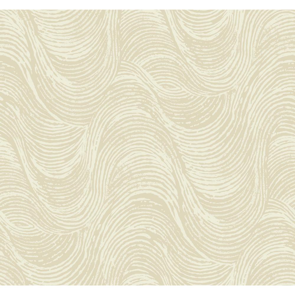 York Wallcoverings Ronald Redding Designs Masterworks Great Wave Wallpaper SD3700