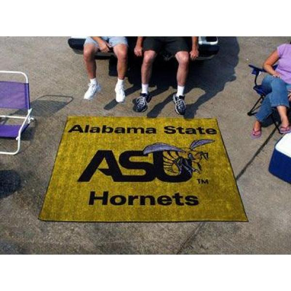 Team Color FANMATS NCAA Pittsburg State Gorillas Medallion Door Mat One Size