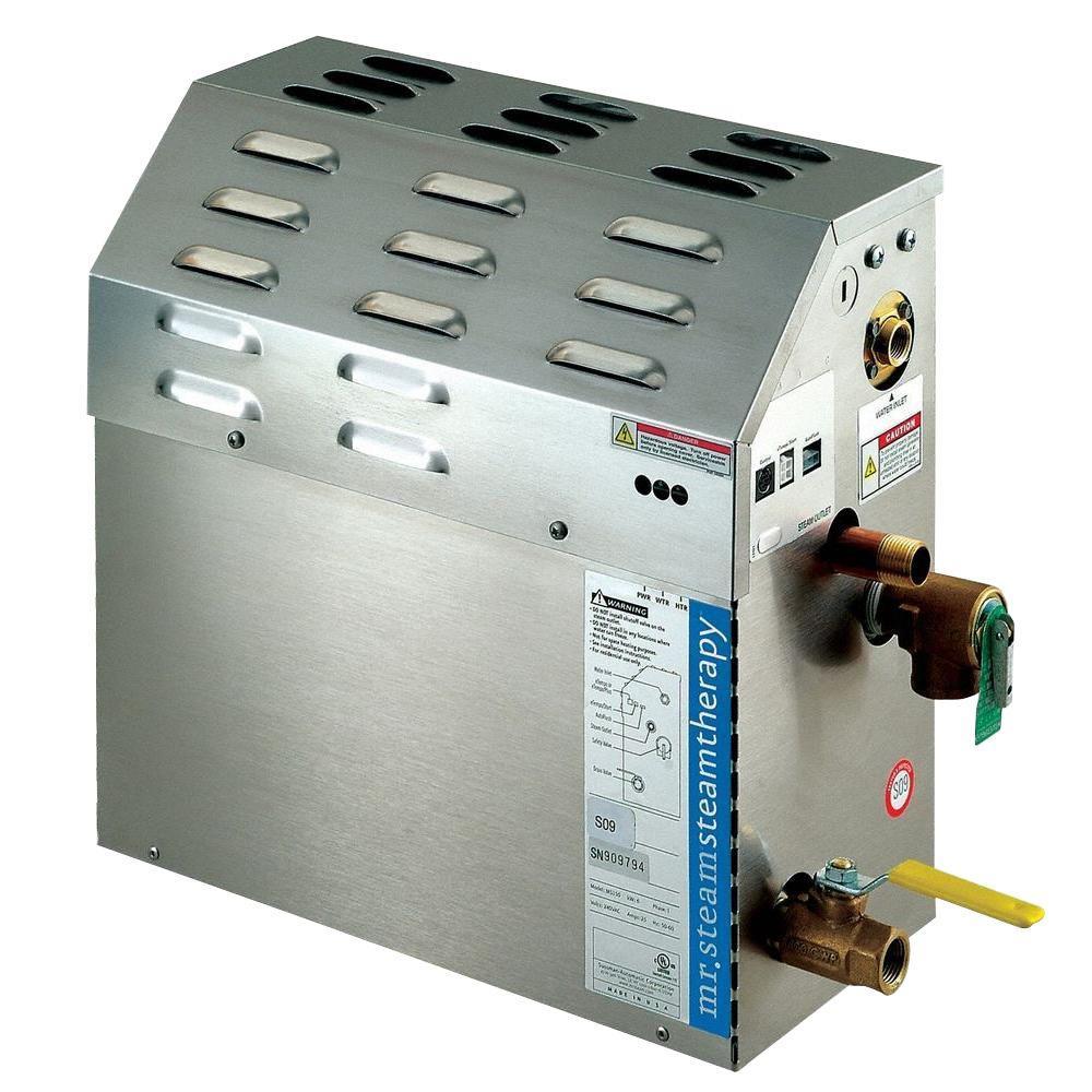 eSeries 6kW Steam Bath Generator