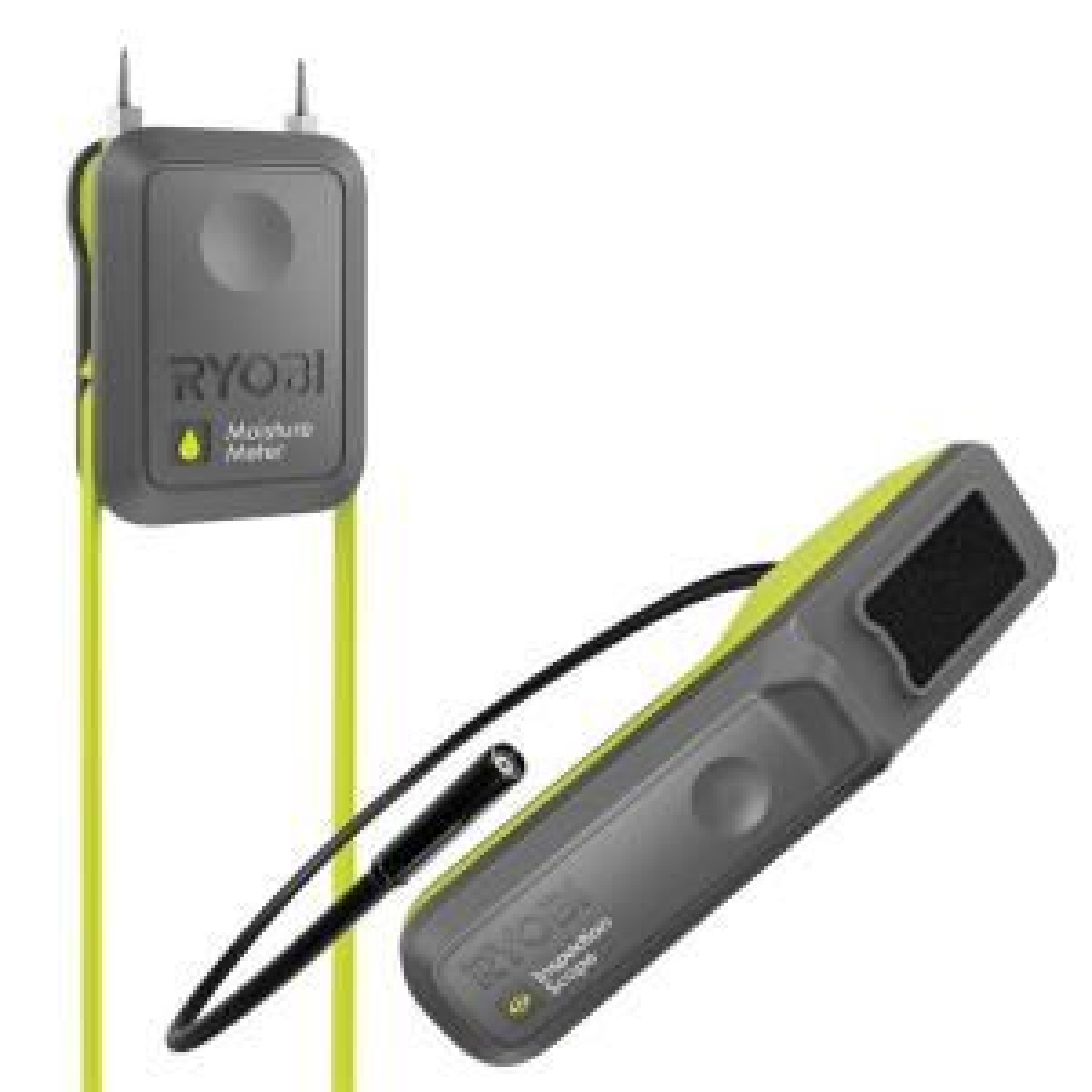 Ryobi Phone Works Moisture Meter and Inspection Camera by Ryobi