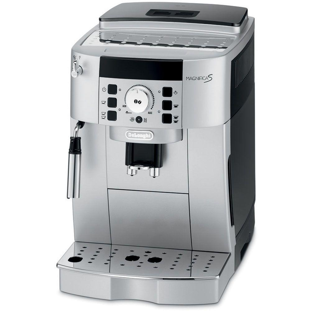 DeLonghi Magnifica XS Compact Super Automatic Cappuccino, Latte and  Espresso Machine