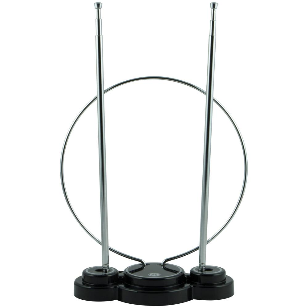 ge universal omni indoor antenna 33676 the home depot. Black Bedroom Furniture Sets. Home Design Ideas