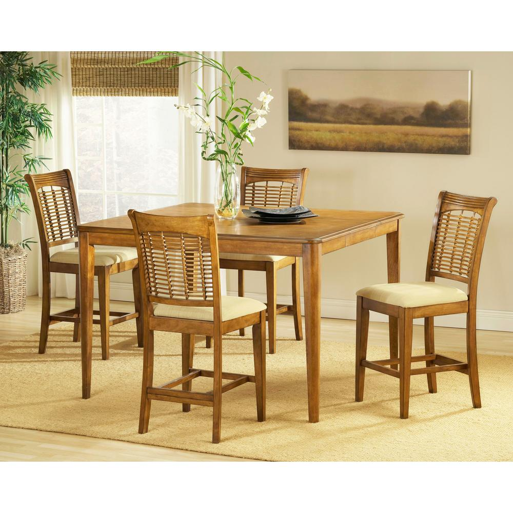 Furniture Stores That Sell Bars: Hillsdale Furniture Bayberry 24.75 In. Oak Swivel