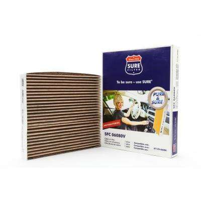 Replacement Antibacterial Cabin Air Filter for Wix 24483 OEM 87139-06080