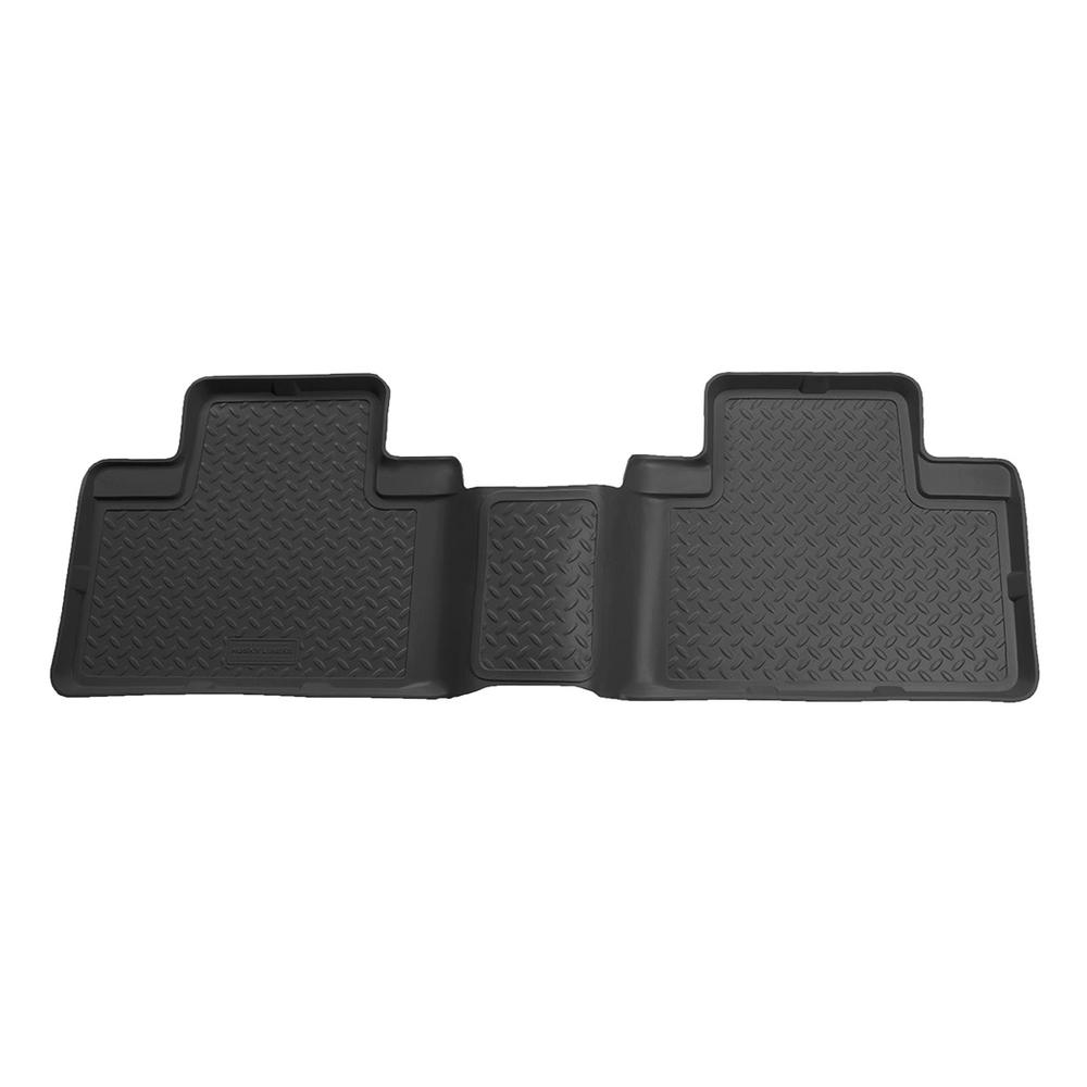 501dafd13c5f1 Husky Liners 2nd Seat Floor Liner Fits 09-14 F150 SuperCab w/o Manual Case
