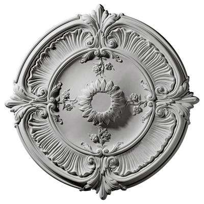 30-1/8 in. O.D. Attica Acanthus Leaf Ceiling Medallion