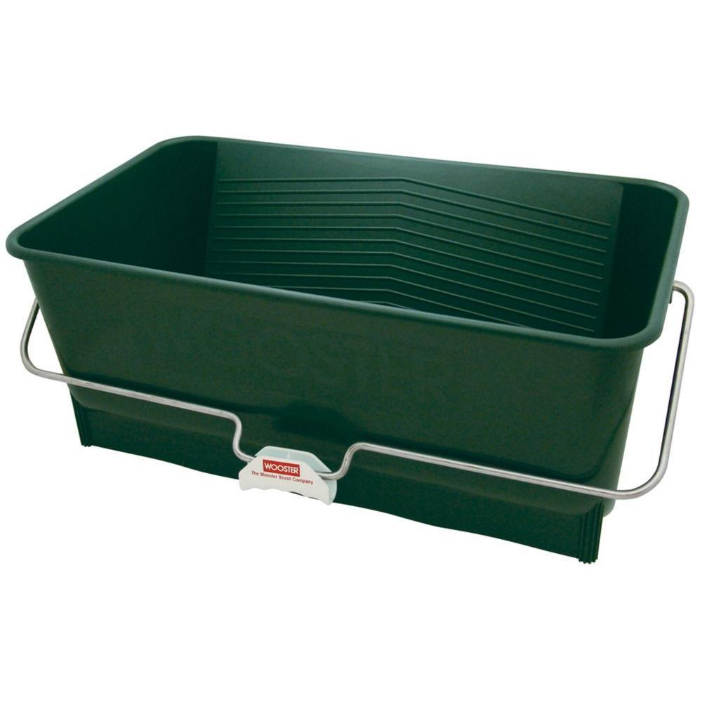 Wooster Wide Boy 5 Gal Green Painter/'s Bucket 8614-1 Each