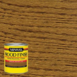 1 qt. Wood Finish Special Walnut Oil Based Interior Stain