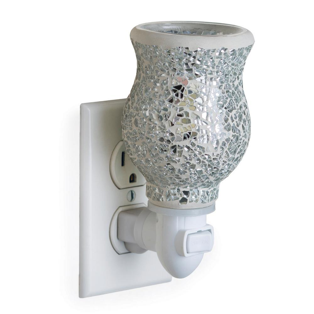 Candle Warmers Etc 5.7 in. Reflection Pluggable Fragrance Warmer was $16.47 now $9.41 (43.0% off)
