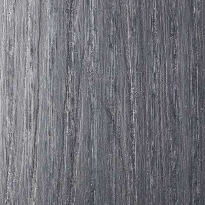 Ultra shield Natural Cortes Series 1 in. x 6 in. x 8 ft. Westminster Gray Solid Composite Decking Board (49-Pack)