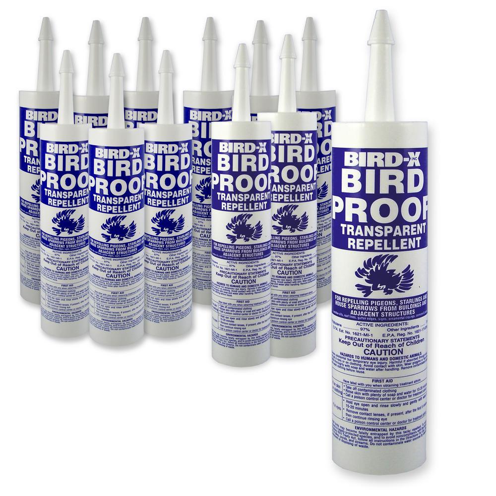 Bird-Proof Bird Repellent Gel (12-Case)