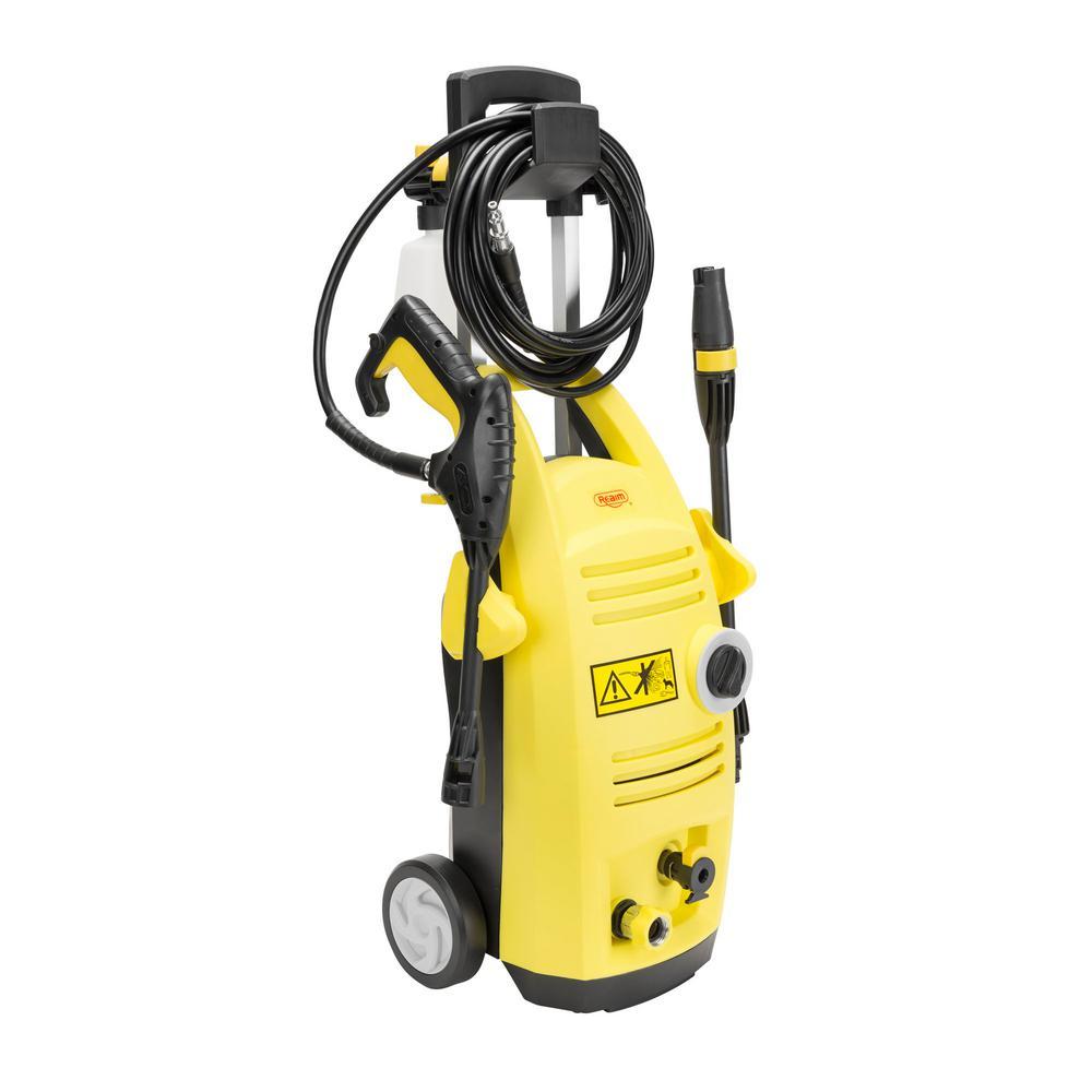 1900 PSI 1.65 GPM 13 Amp Electric Pressure Washer