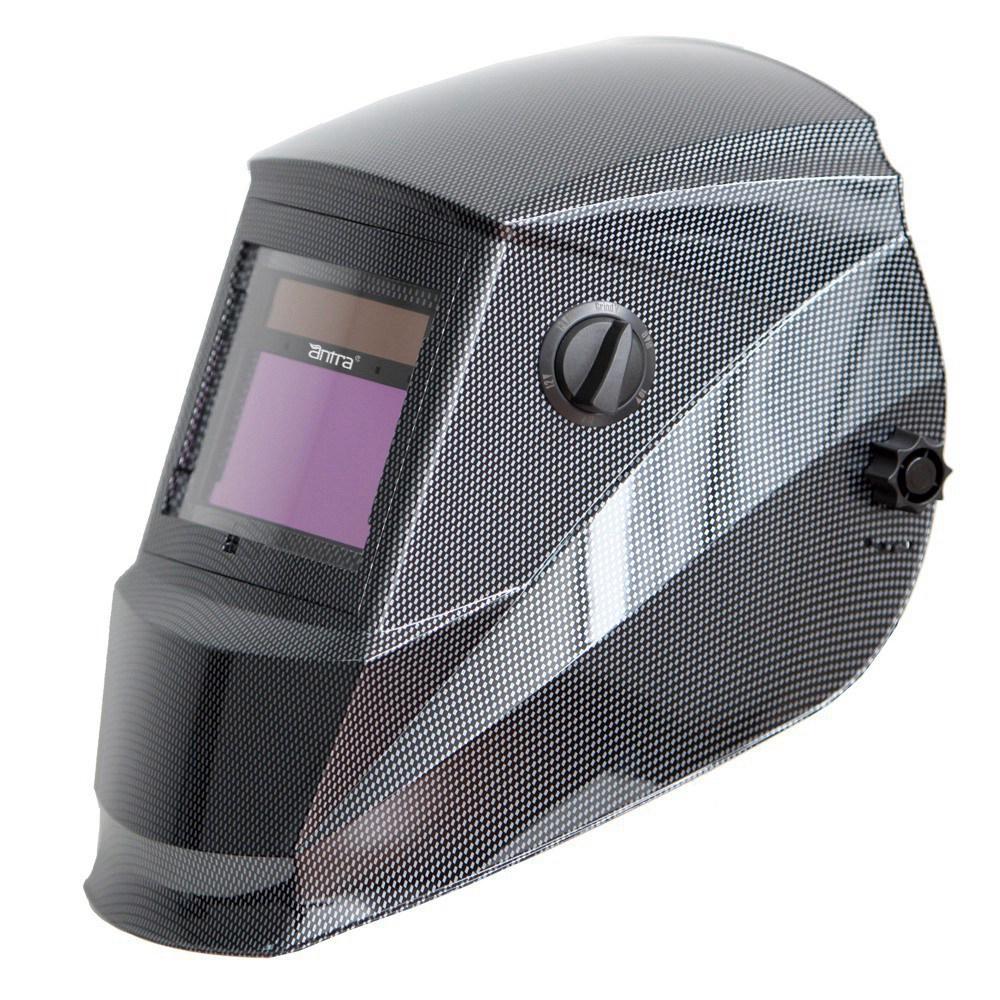 Antra Solar Power Auto Darkening Welding Helmet with Large ...