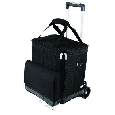 Cellar Wine Tote/Cooler with Trolley