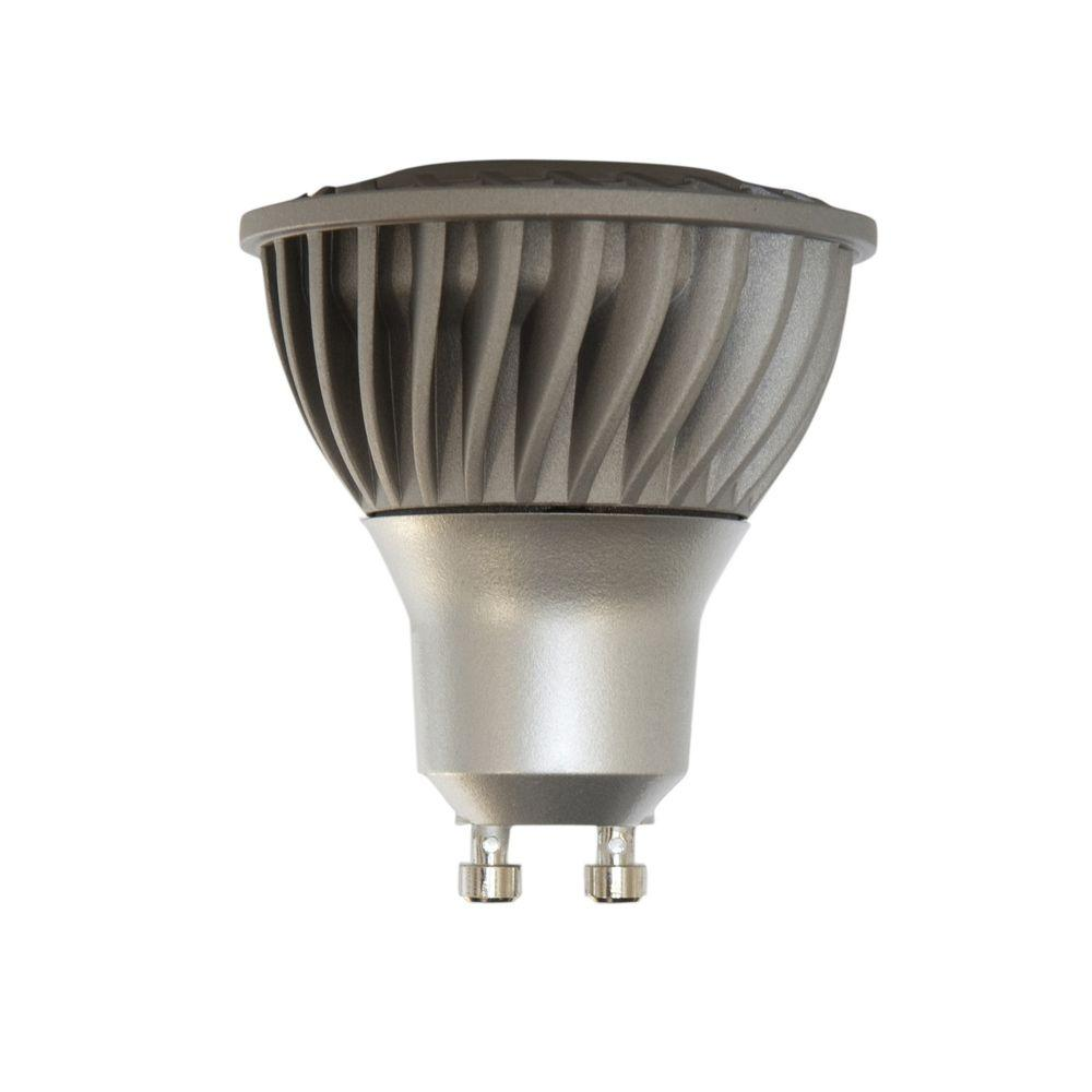 ge 35w equivalent reveal mr16 gu10 dimmable led light bulb led4d gu10 rvltp the home depot. Black Bedroom Furniture Sets. Home Design Ideas