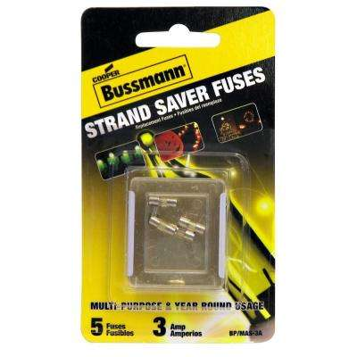 Holiday Mini Light Fuse (5-Pack)