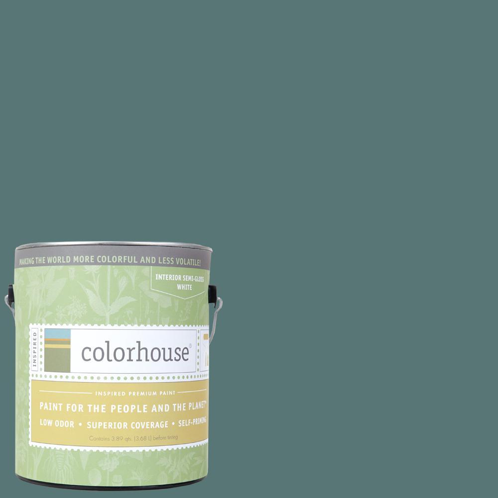 1 gal. Wool .05 Semi-Gloss Interior Paint