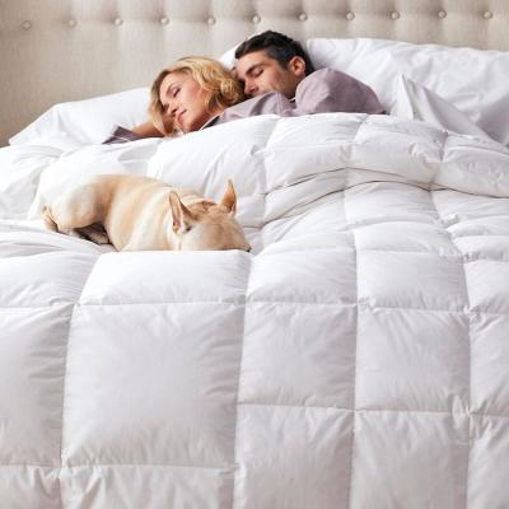 LaCrosse® LoftAIRE Dual-Sided Climate Down Alternative Comforter