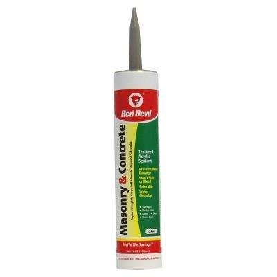 10.1 oz. Masonry and Concrete Repair Caulk