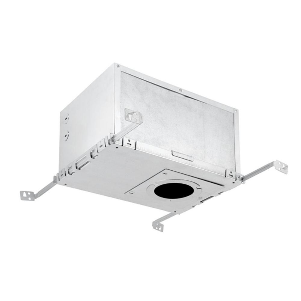 12 in. Aluminum Recessed Housing Insulation Box