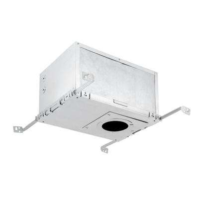 12 in. Aluminum Recessed Housing Insulation Box