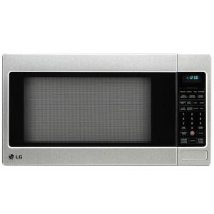 LG Electronics 2.0 cu. ft. Countertop Microwave in Stainless Steel by LG Electronics