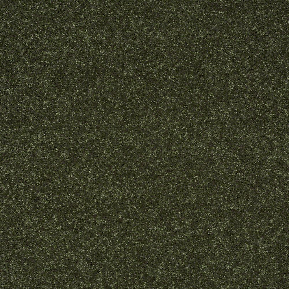 Carpet Sample - Full Bloom II 12 - In Color Fairway 8 in. x 8 in.