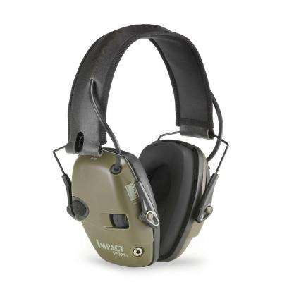 Impact Sport Sound Management/Amplification Electronic Earmuffs