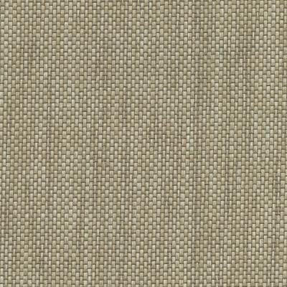 72 sq. ft. Gaoyou Khaki Paper Weave Wallpaper