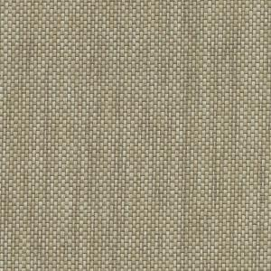 8 in. x 10 in. Gaoyou Khaki Paper Weave Wallpaper Sample