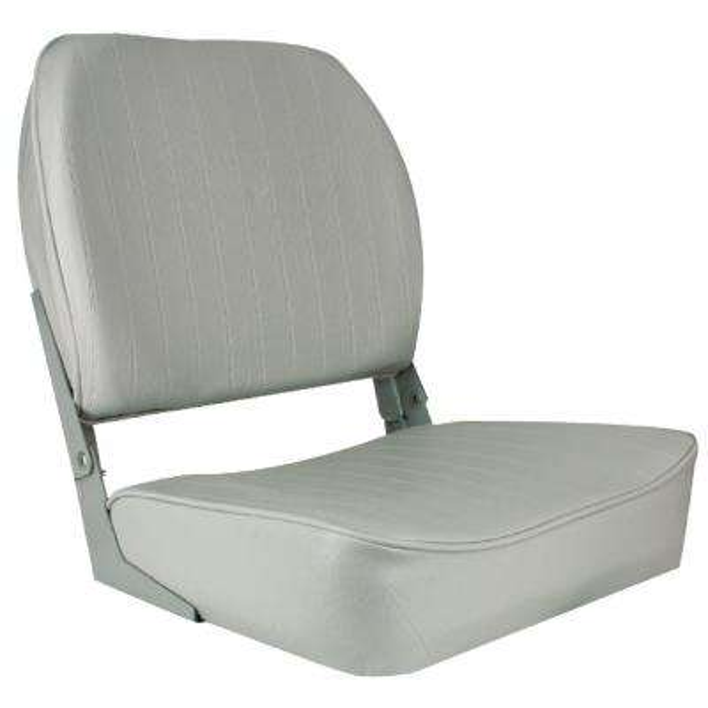 Economy Folding Seat, Gray