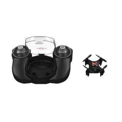 JETJAT ULTRA Drone Wireless Standard Surveillance Camera with OneTouch Take-Off and Landing, Black