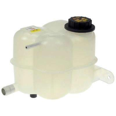 Engine Coolant Recovery Tank - Front