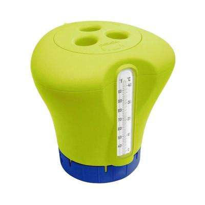 Yellow Thermo Klor Chemical Dispenser