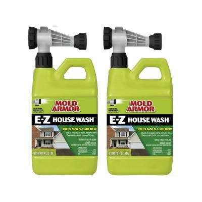 64 oz. Hose End Sprayer House Wash Mold and Mildew Remover (2-Pack)