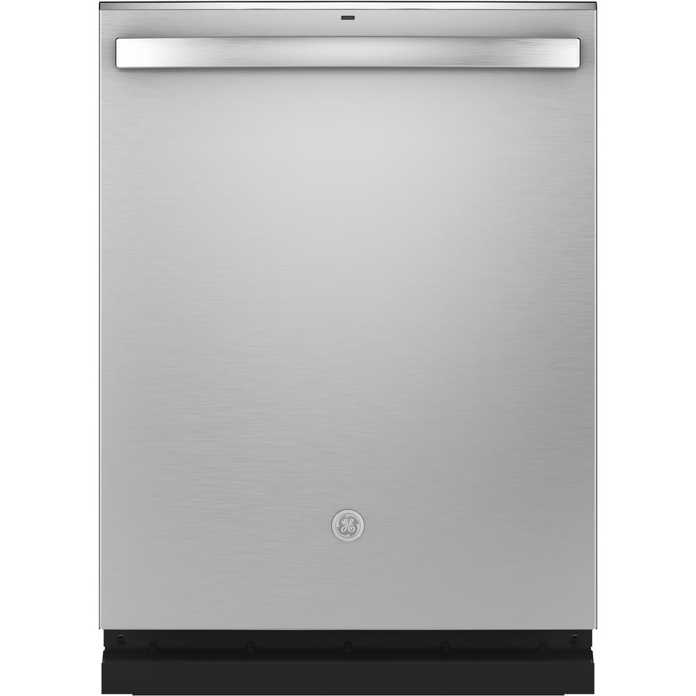 GE Front Control Tall Tub Dishwasher in Stainless Steel with Stainless Steel Tub and Dry Boost, 48 dBA, Silver was $819.0 now $629.1 (23.0% off)