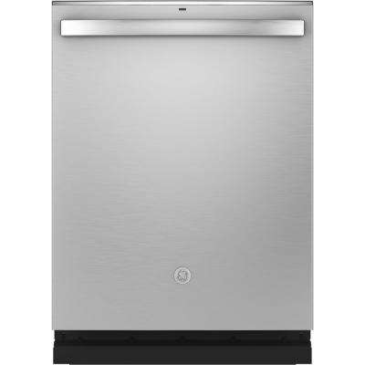 Front Control Tall Tub Dishwasher in Stainless Steel with Stainless Steel Tub and Dry Boost, 48 dBA