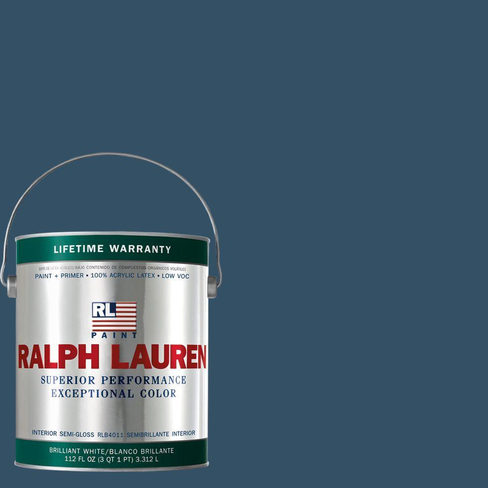 Ralph Lauren 1-gal. Rue Royale Semi-Gloss Interior Paint