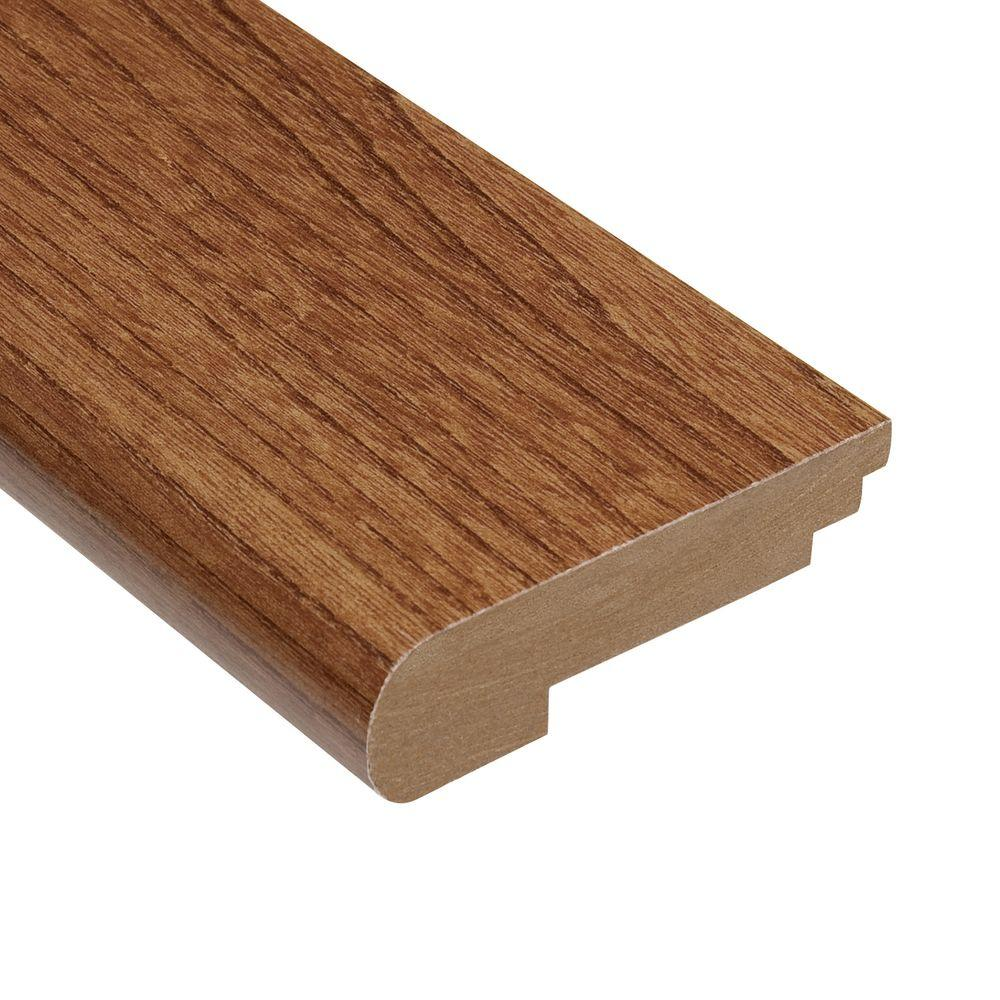 High Gloss Elm Sand 3/8 in. Thick x 3-1/2 in. Wide