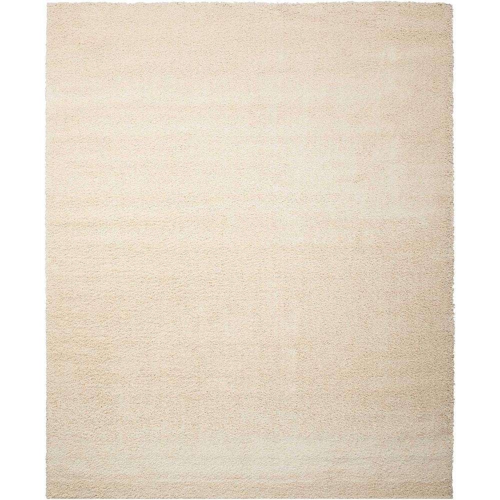 Rug Store Brisbane: Nourison Brisbane Shag Cream 8 Ft. 2 In. X 10 Ft. Area Rug