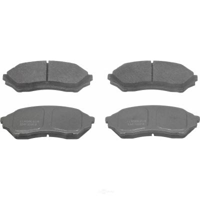 Wagner QC1711 ThermoQuiet Front Brake Pads