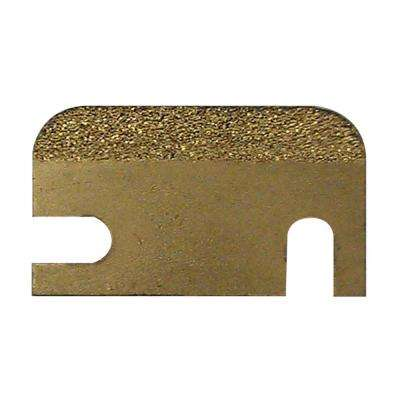 Hardwood Tool 50 Grit Replacement Blades (6-Pieces)