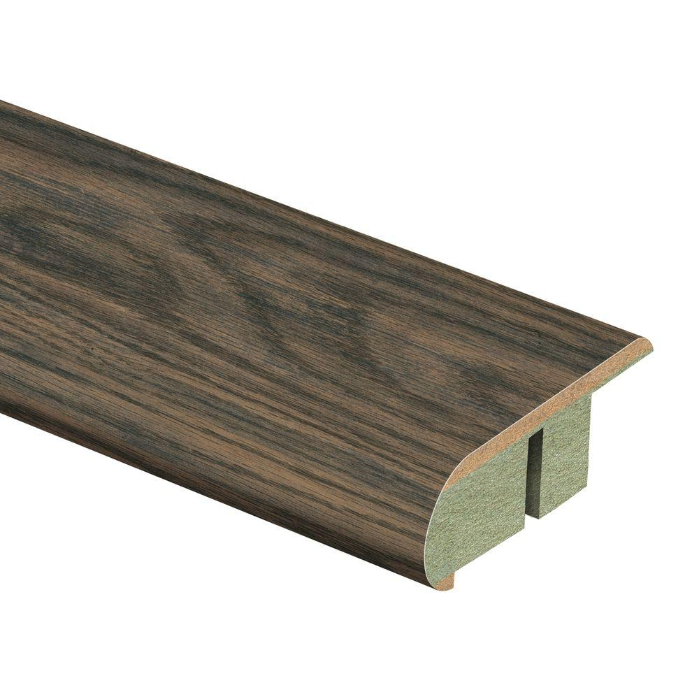 Zamma Colfax 3/4 in. Thick x 2-1/8 in. Wide x 94 in. Length Laminate Stair Nose Molding